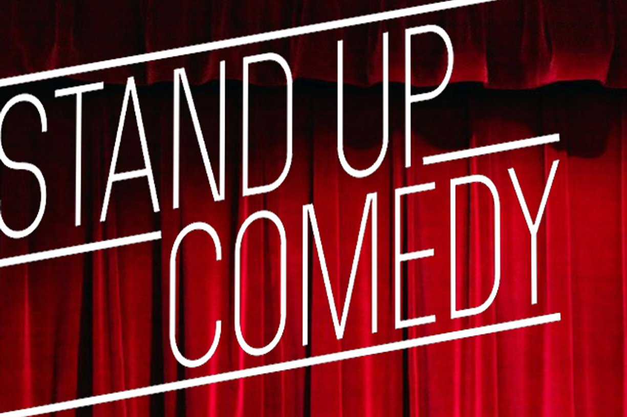 27 FebbraioStand Up Comedy